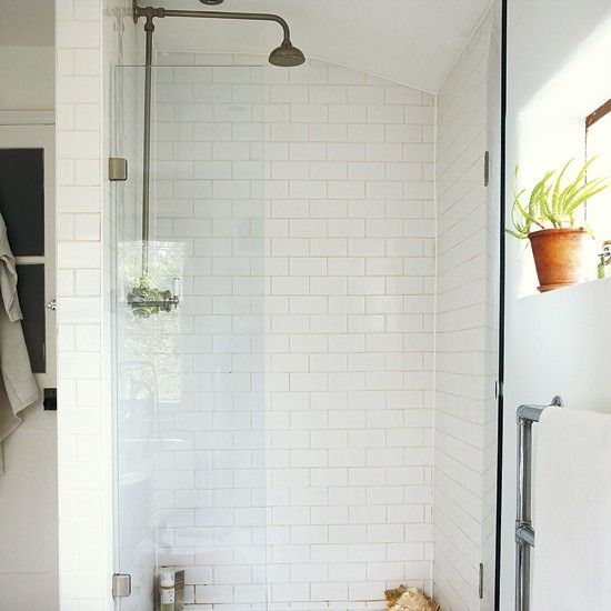Simple urban-style bathroom | Victorian terrace decorating ideas | House tours | Real homes | PHOTO GALLERY | Housetohome