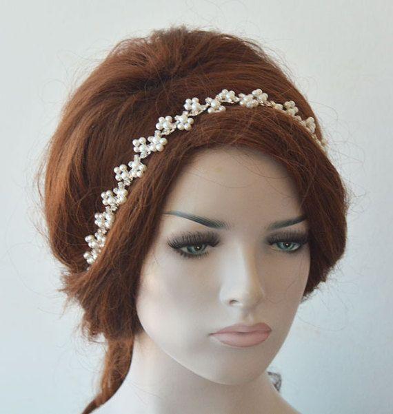 Headpieces For Wedding Pinterest: Best 25+ Pearl Headpiece Ideas On Pinterest