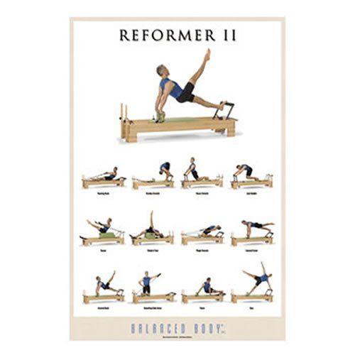 Pilates Mat Exercise Poster