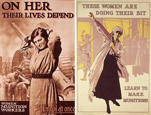 essays on women in ww1 Citation: c n trueman world war one and women historylearningsitecoukthe history learning site, 17 mar 2015 20 apr 2018.