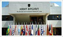 Colegio Hiram Bingham