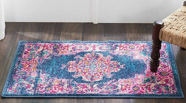 20 Awesome Products From Amazon To Put On Your Wish List Color Pop Wishlist Bohemian Rug