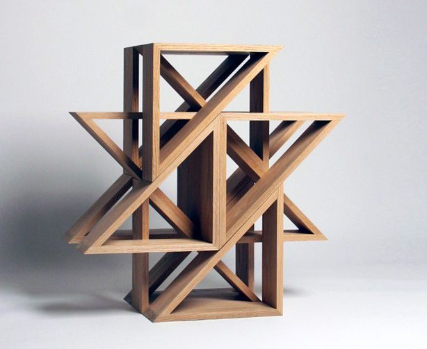 Studio, Californian Designer Jaewon Cho We Present M.stool, A Collection Of  Sculptural Wooden Stools. The Triangle Shape Of This Central Room, She  Declines