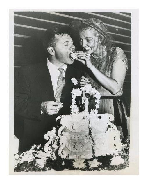 Martha Vickers marries Mickey Rooney | MARRIED | Pinterest