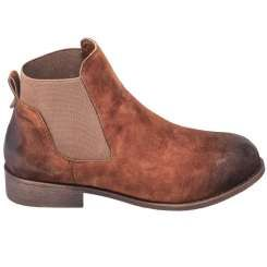 Rockport Boots: Women's RK800 Brown Steel Toe EH Twin Gore Boots