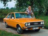 Audi 80 GL 2-door Sedan (B1) '1972–76