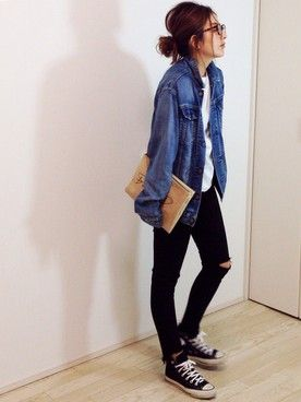 mayumi│TODAYFULのTシャツ/カットソーコーディネート