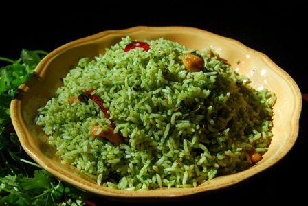 Quick Cilantro RiceRecipe Low, Diet Recipes, Diet Foods, Guacamole, Indian Food, Food Recipe, Recipe Worth, Maine Cours, Food Foodies