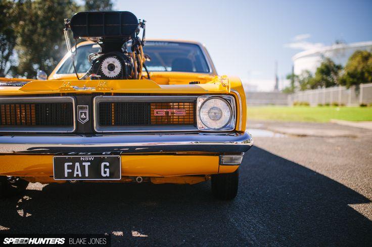 FAT GTS Monaro
