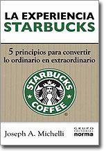 La experiencia Starbucks de Joseph A. Michelli