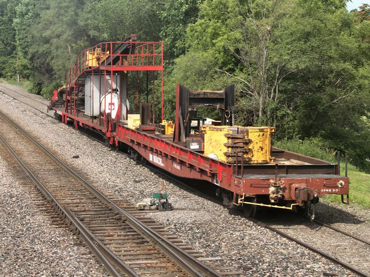 Image result for railroad PILE DRIVER