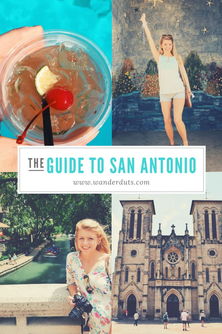 The perfect guide to San Antonio, Texas! Things to do, where to stay, and places to eat.