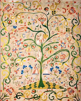 Castelo Branco CoverletFamily Trees, Bordado Castelo, Enchanted Embroidery, Families Trees, Castelo Branco, Tree Of Life, Branco Coverlet, Embroidery, De Castelo