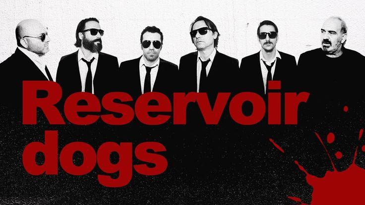 "Sixrono theatro presents a theatrical adaptation by Delis Triantafyllos of the legendary ""Reservoir Dogs"", every Monday & Tuesday @ 21:00.  Media Sponsor: KROMA Magazine #KROMAmag #theatre #athens #ios #android #artmobile #KROMAmediasponsor #MustSee"