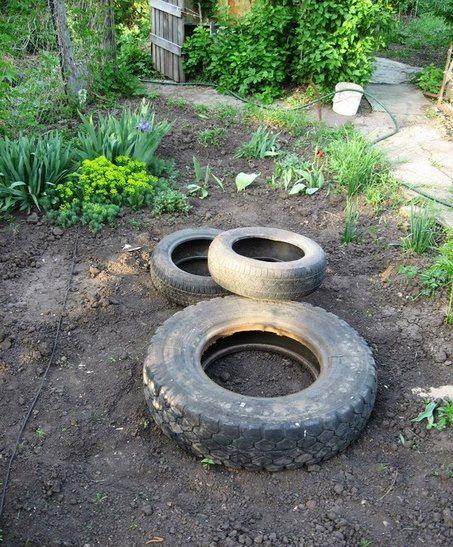 Každá záhrada by mala mať aj malé jazierko, či rybník, aby Vám spríjemnili chvíle, ktoré tam trávite. Vytvorte si sami originálne jazierko z použitých pneumatík a dodajte Vašej záhrade pekný vzhľad.