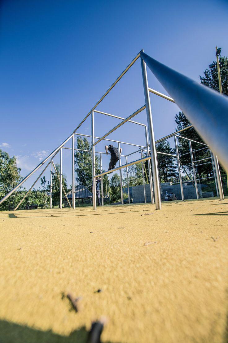Furuset Parkourpark