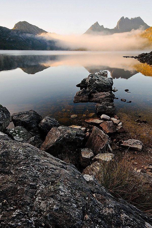 Dove Lake, Cradle Mountain, Tasmania. Been there.