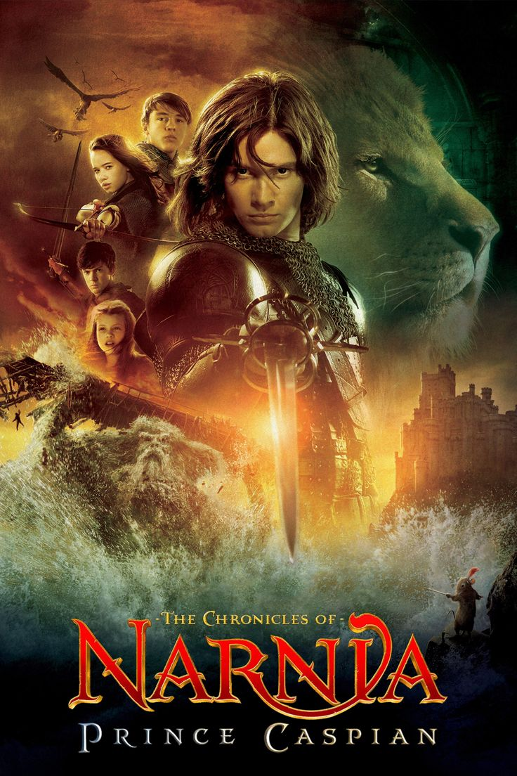 The Chronicles of Narnia Prince Caspian: