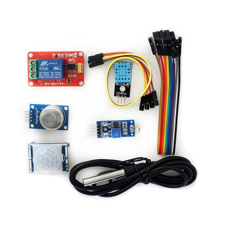 Seven insect cc2530 development board sensor zigbee set sensor