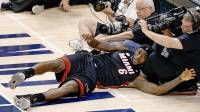 'LeBroning': US Kids flop on ground ala LeBron James