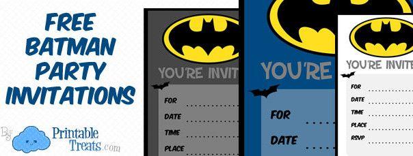 free-batman-party-invitations