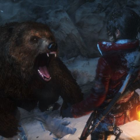 Rise of the Tomb Raider Images - GameSpot