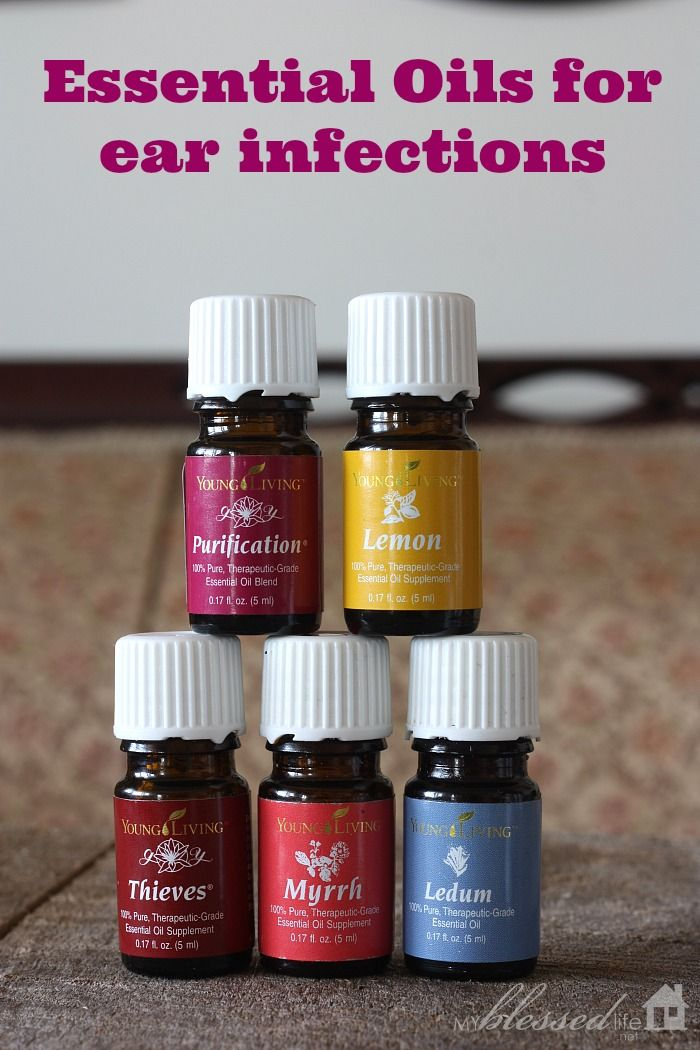 Doterra Oils For Ear Infections In Dogs