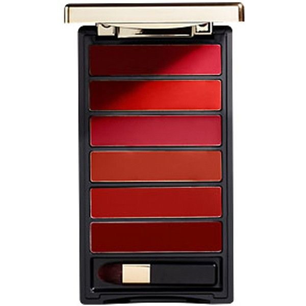 L'Oréal Paris Color Riche Lip Palette found on Polyvore featuring beauty products, makeup, beauty, rouge, womens-fashion, l oreal paris cosmetics, l'oréal paris, l oreal paris makeup and palette makeup
