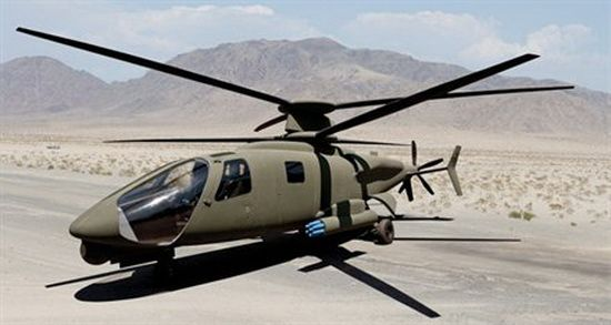 Sikorsky S-97 Raider prototype