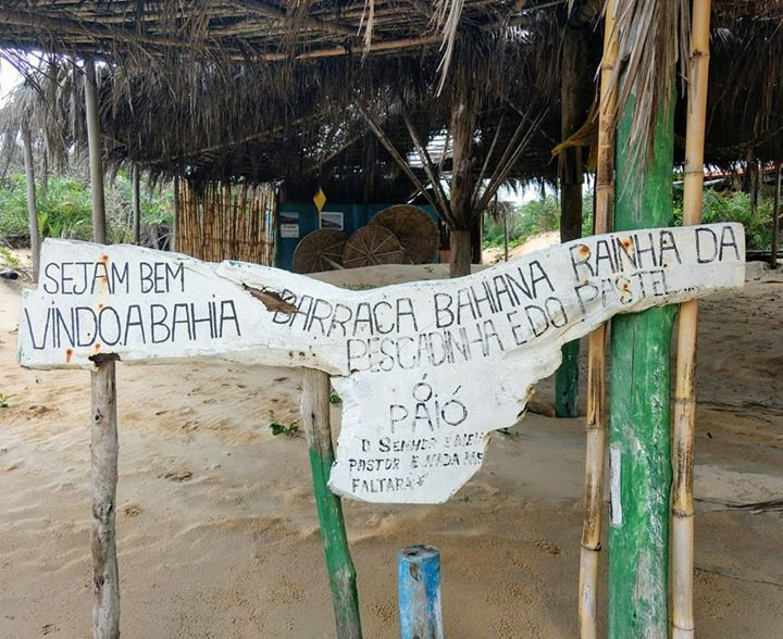 Divisa nao oficial Espírito Santo x Bahia #bahia #opaio #riachodoce #acarejecomcarangueijo  . #viagem #trip #travel #aventura #profissaoaventura #mochileiros #mochilao #moto #motorcycle #yamaha #motorbike #trail #offroad #tenere #motoemochilabrasil #wanderlust #landscape #camping #roadtrip #couchsurfing #repostmochileiros #praia #beach