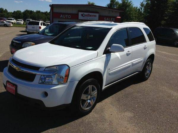 2007 Chevrolet Chevy Equinox LT1 2WD  EVERYONE IS APPROVED! ( Chevrolet_ Equinox_ LT1 2WD)