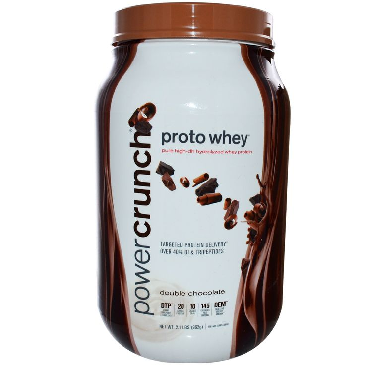 BNRG, Proto Whey, Pure High-DH Hydrolyzed Whey Protein, Double Chocolate, 2.1 lbs (962 g)