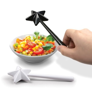 Homewares & Gifts - SALT + MAGIC Novelty Salt & Pepper Fairy Wand Shakers