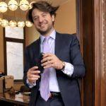 MARCO STEFANONI TRA BUSINESS E DONNE E' IL NUOVO MANAGER ITALIANO - BOLLICINE VIP