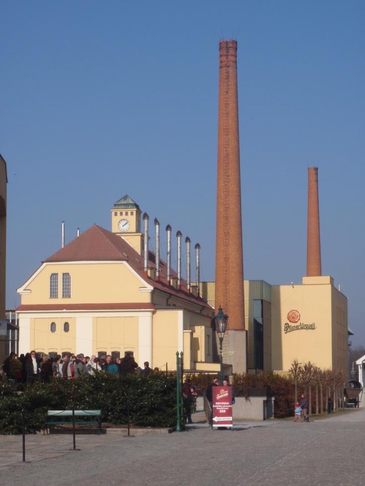 Plzen, Czech Republic. Birthplace of the pilsner.