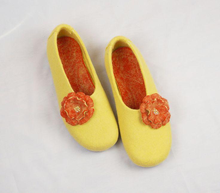 #DIY#felt#slippers