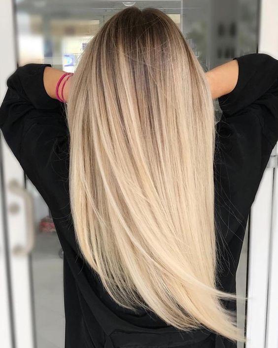 25 + › Ziemlich blonde Haare. Emerald Forest Shampoo mit Sapayul-Öl für gesunde, schöne …