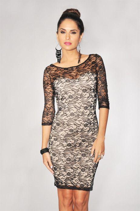 ROCHIȚĂ DELICATE http://goo.gl/tXakuj >> Click pe poza pentru a vedea pretul. #rochii #rochiideseara #fashion #dress #rochiideocazie #NFR #NewFashionRomania #declub