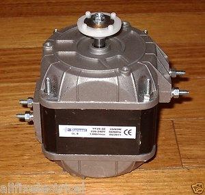 RF515A, YF25-40, Condensor Fan Motor, 25Watt Fan Motor, Fridge Motor, Free gift with every order.