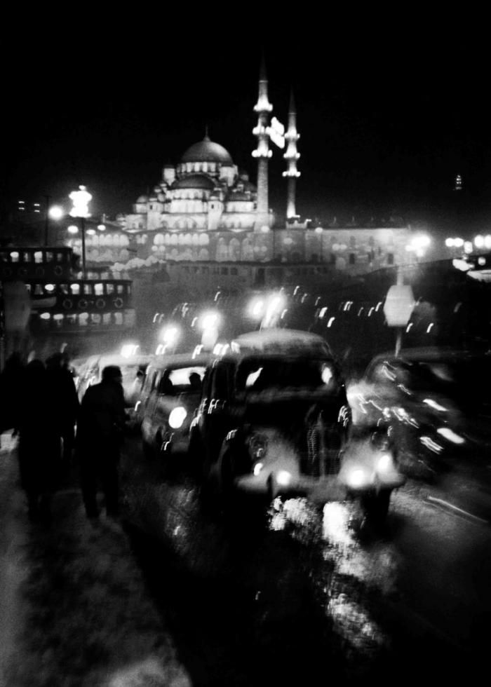 Istanbul-Ara Güler, King of Turkish Photography.