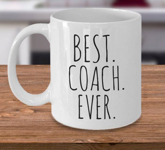 Best Coach Ever Mug Coaches Gift Coach Mug Gift For Coach