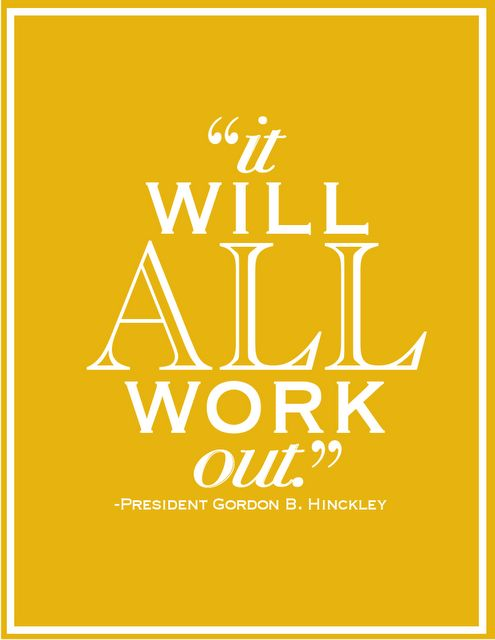 Gordon B HinckleyWords Of Wisdom, Thinking Positive, Remember This, Inspiration, Quotes, Faith, Life Mottos, Work Out, Living
