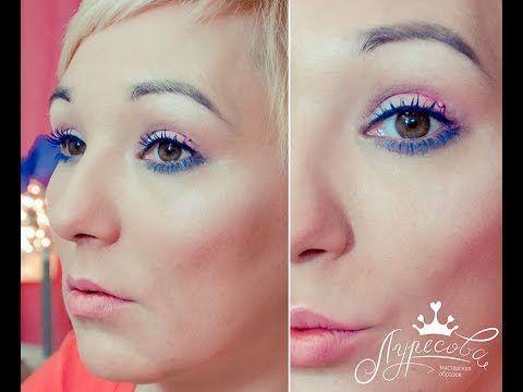Нежный макияж Розовый кварц Макияж для скромниц Летний макияж Свежий Урок