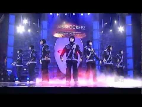 Jabbawockeez - America's Best Dance Crew Champions I listened to this today in art class. @Jillian Medford Brown  (tbci)   you should watch this it is creepy but great moves and music.