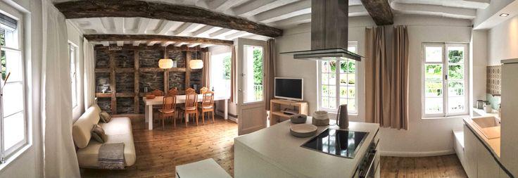 bleibe: Ferienhaus Monschau – Tuchmacherhaus