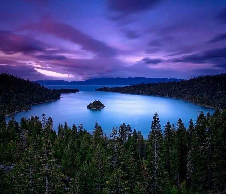 Lake Taho, California