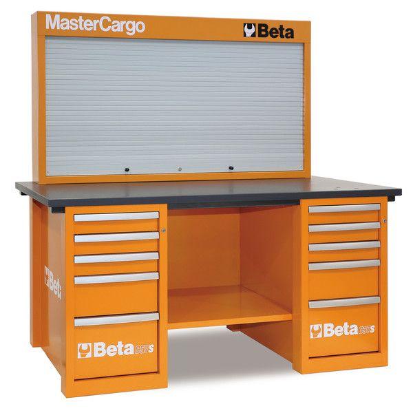 Banco da lavoro MasterCargo Beta Utensili C57S B