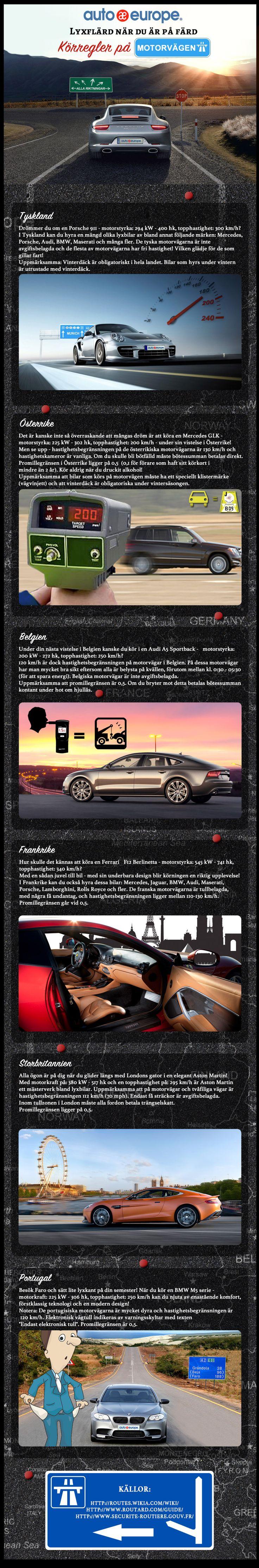 Lyxbil på din semester | Auto Europe
