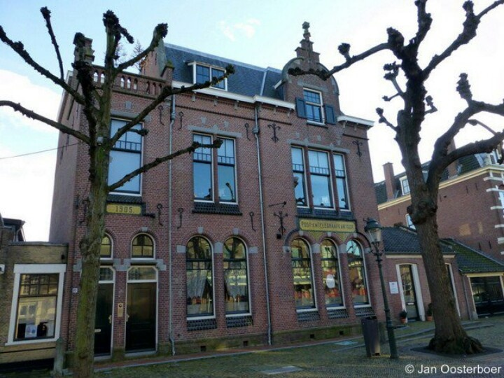 Postkantoor Voorschoten