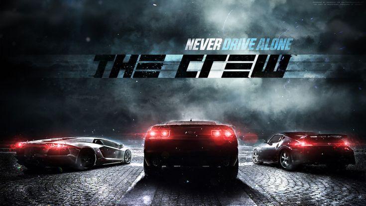 Vous êtes amoureux des voitures ? Mordu de jeux vidéos ? #TheCrew est fait pour vous ! Un #jeuautomobile durant lequel vous pouvez traverser toute l'Amérique. A bord de votre voiture préférée vous apercevrez des paysages à couper le souffle et pas que...